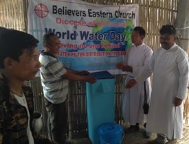 Read more about the article Bringing Awareness and Clean Water on World Water Day